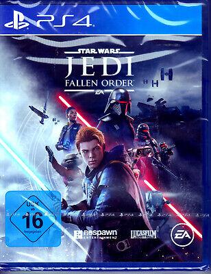 Star Wars Jedi Fallen Order PS4 Spiel Abenteuer - Stars Wars Jedi