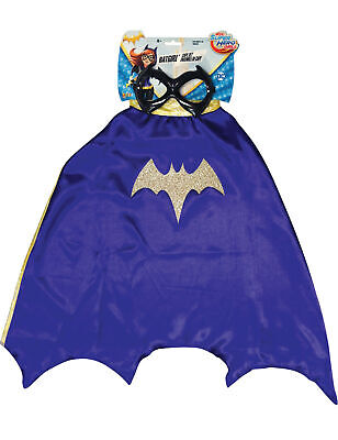 Batgirl Kostümset für Kinder Super Hero Girls Cod.282686