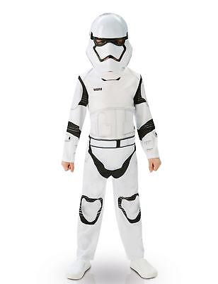 Stormtrooper-Kostüm für Kinder - Star Wars VII Cod.231345 (Storm Trooper Kostüme Für Kinder)