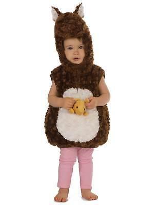 Känguru Kostüm Für Kinder (Känguru Kostüm für Kleinkinder weiss-braun Cod.308288)