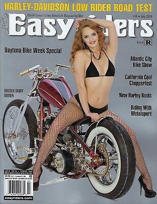 Easyriders Magazine  July 2018  Daytona Bike week