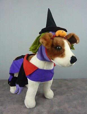 Pet Dog Halloween Witch Costume Dress / Target / Size: Small - Target Dog Halloween Costumes