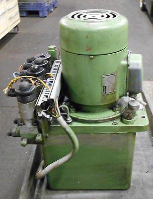 Hawe Hydraulic Unit Power Supply P43b6a90s1 Used Warranty
