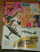 Amok 1/6 Completa Editoriale Dardo 1970 -  - ebay.it