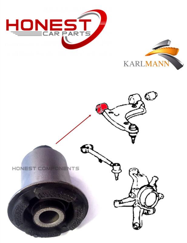 For LEXUS GS300 GS430 JZS160 1997-2005 REAR UPPER WISHBONE ARM BUSH X1 Karlmann