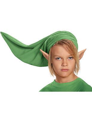 Zelda-Kostüm-Set für Kinder Elfen 2-teilig grün-beige - Zelda Kostüm Für Kinder