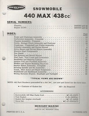 mercury 650 outboard motor repair manual