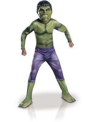 Hulk Lizenz-Kostüm für Kinder Thor Ragnarok grün-lila - Hulk Kostüm Für Kinder