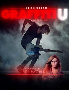Two tickets for Keith Urban in Moncton