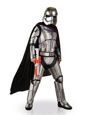 Captain Phasma Kostüm für Erwachsene- Star Wars VII Deluxe - Phasma Star Wars Kostüm