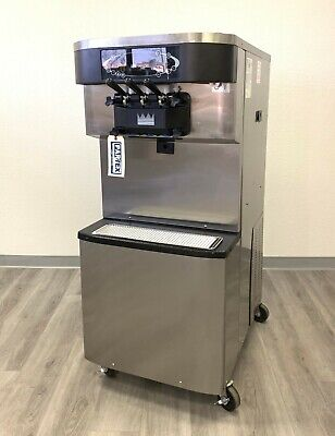 Taylor C713 Single Phase Air Cooled Soft Serve Frozen Yogurt Machine