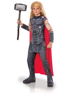 Thor Ragnarok Kinder-Kostüm klassisch - Thor Kostüme Kinder