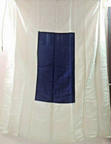 VINTAGE MARINE SHIP COUNTRY & SIGNAL FLAG FL778