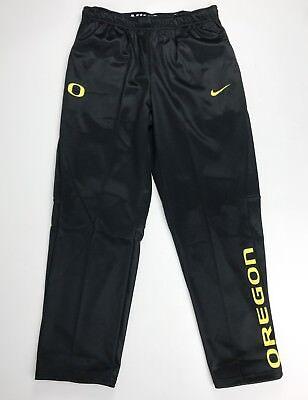 New Nike Oregon Ducks Digital Therma Training Pant Men's Large Black 897171 Nike Oregon Ducks
