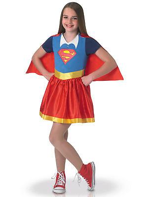 SupergirlKostüm für Mädchen Cod.307702