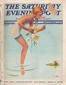 1935-Saturday-Evening-Post-September-7-Evolution-of-Huey-Long-Helen-Wills-Moody