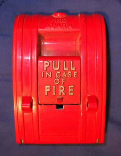 Alarm Industry Products AIP AI270-SPO Fire Alarm Pull Station
