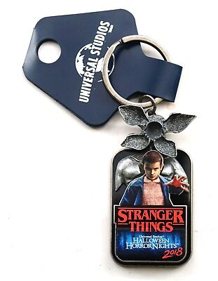 s Halloween Horror Nights 2018 HHN Stranger Things Key Chain (Universal Studios Halloween Horror)