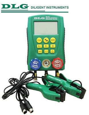 Sale Di-517 Digital Manifold With Clamps Buy One Get One Thermometer Free