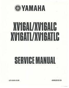 yamaha road star manual ebay rh ebay com 2000 yamaha road star owners manual yamaha roadstar 1600 owners manual