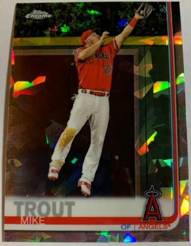 2019 Topps Chrome Sapphire - Pick Your Player American League 2/2