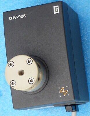 Amersham Pharmacia 18-1108-42 Akta Iv-908 8-port Fplc Motorized Rotary Valve