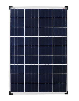 enjoysolar® Polykristallin 100Watt 12V Solarmodul Solarpanel Poly 100W Wohnmobil