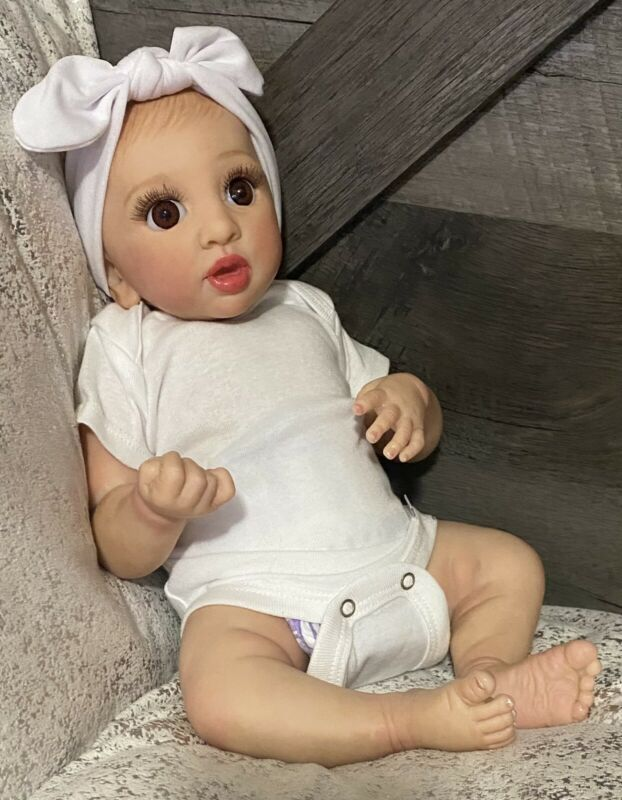 Girl Lifelike Baby Doll