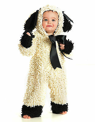 Infant Lamb Costume (WOOLY Lamb Sheep Costume Princess Paradise Baby WOOLLY 6 9 12 18 24 month 2T)