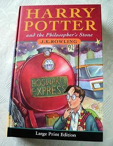 Harry Potter and the Philosopher's Stone First Edition. First Printing  Rare! UK