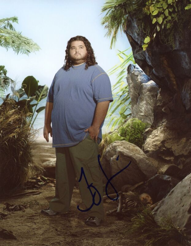 "Jorge Garcia ""Lost"" AUTOGRAPH Signed 8x10 Photo"