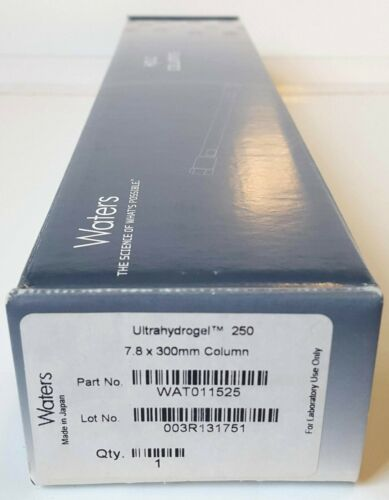 NEW SEALED WATERS ULTRAHYDROGEL 250 7.8 x 300 mm COLUMN WAT011525