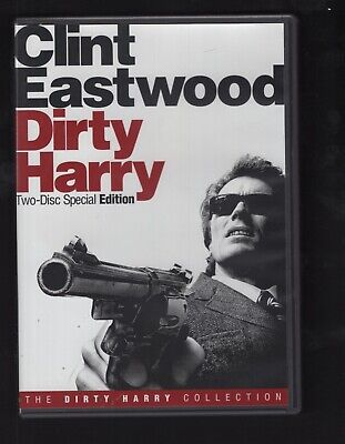 Dirty Harry (DVD, 2008, 2-Disc Set, Special Edition)