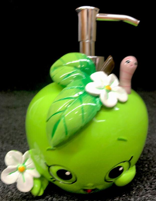 Shopkins Apple Soap or Lotion Dispenser