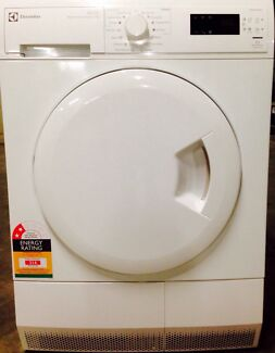 Near new Electrolux 7kg Condenser Dryer still under warranty! Elwood Port Phillip Preview