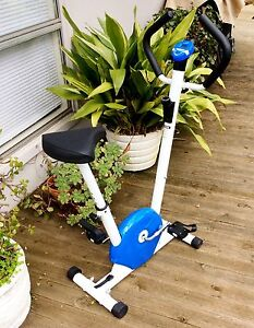 Exercise Bike, Compact, Near New Heathfield Adelaide Hills Preview