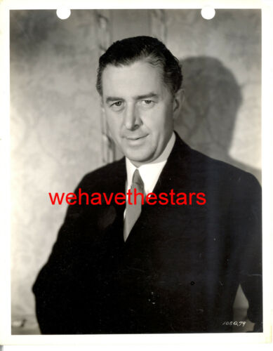 Vintage Reginald Owen CHARACTER ACTOR