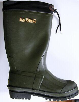Arbeitskleidung & -schutz Spirale® Pvc-isolier-stiefel Mit Kälteschutz & Schnürstulpe Winter Gummi-stiefel
