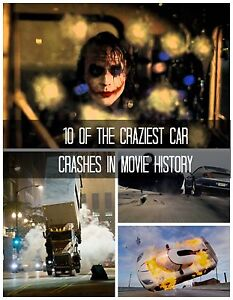 10 of the Craziest Car Crashes in Movie History