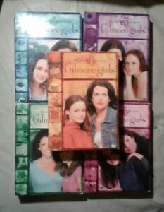 Gilmore girls series 1-5 box  set in mint condition