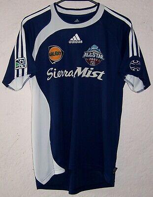 MLS All Star Adidas 2007 LA Galaxy Landon Donovan Player Issue Soccer Jersey image