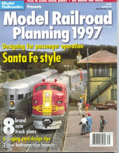 Model Railroad Planning Magazine 1997 : Model Railroader Special Issue