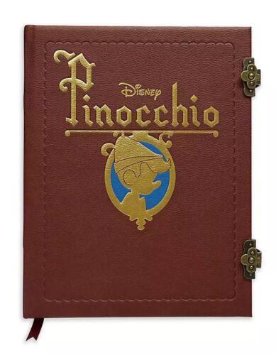 Disney Pinocchio Storybook Replica Journal Brand New