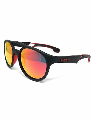 CARRERA Sunglasses CA4011S BLX Bkrtcryrd Men 54x21x140