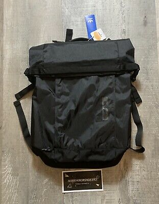 NEW Adidas Future BP Roll Top  Backpack Black GD4798 $140 AUTHENTIC SOLD OUT