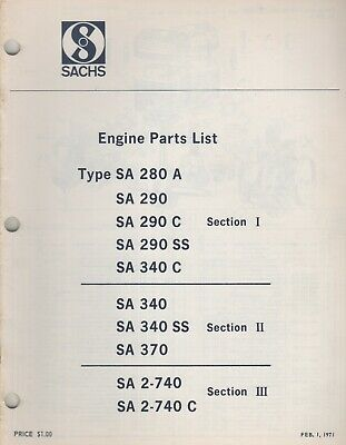 Manuals - Snowmobile Engine Parts Manual - Trainers4Me
