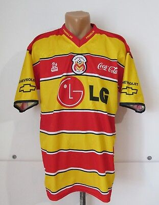 MONARCAS MORELIA 2003 HOME FOOTBALL SHIRT SOCCER JERSEY CAMISETA MEXICO REPLICA image