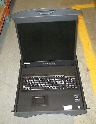 """RARITAN T1900 19"""" KVM Console"""