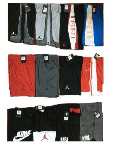 NWT Boys Nike, Nike Air Jordan Jumpman DRI-FIT, ASSRTD Basketball Shorts; S,M,L,