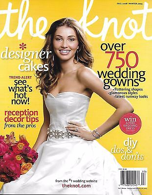 The Knot magazine Wedding gowns Designer cakes Reception decor tips DIY do's - Diy Wedding Reception Decorations